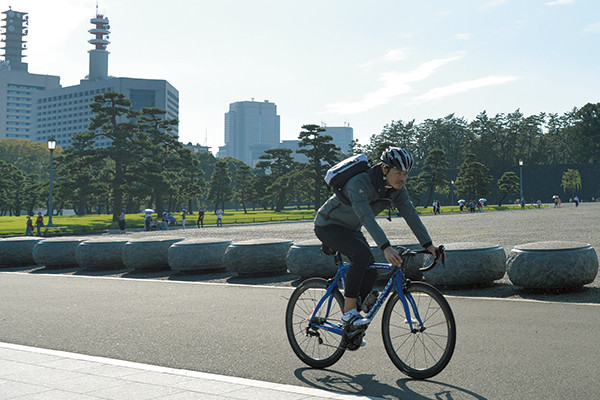 「大都会」東京をあえて自転車で走ってみながら、その魅力を新発見してみた!