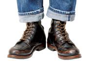 絶対に外さない! ブーツをクールに履きこなすためのデニム・ロールアップ術