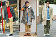 冬のカジュアルに差をつけるのは、どんな1着? おしゃれ業界人に学ぶコート選び