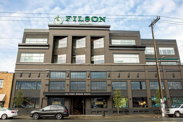 「フィルソン」最大のショップも。僕たちの冒険心を掻き立てる最重要拠点に潜入!