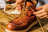 エイジングこそ正義!カッコいいブーツを作るためのメインテナンス術