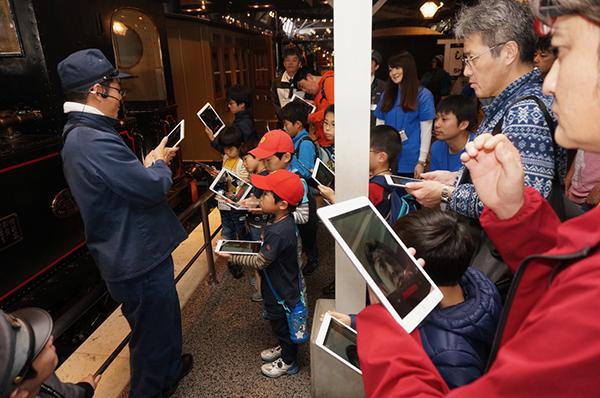 iPadを使った博物館のクリエイティブな『新しいミカタ』