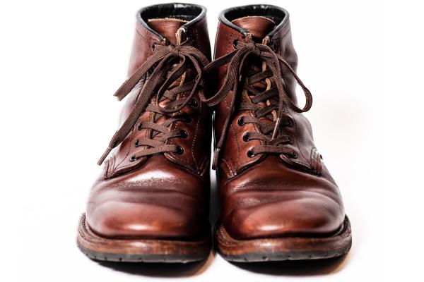 思わずため息……。レッド・ウィング・ジャパン代表が愛するこの世に一足しかないブーツ