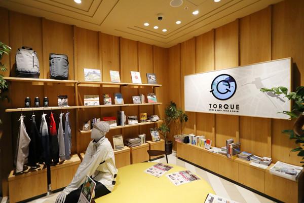 渋谷の新名所に誕生したサイクリストためのベースキャンプ「トルク」が快適すぎる!