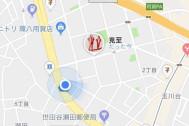 はぐれても泣かなくていい。Googleマップが今いる場所をみんなに知らせてくれる