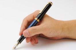 使うほどに好きになる、自分の手になじむ万年筆に出合うための4ステップ