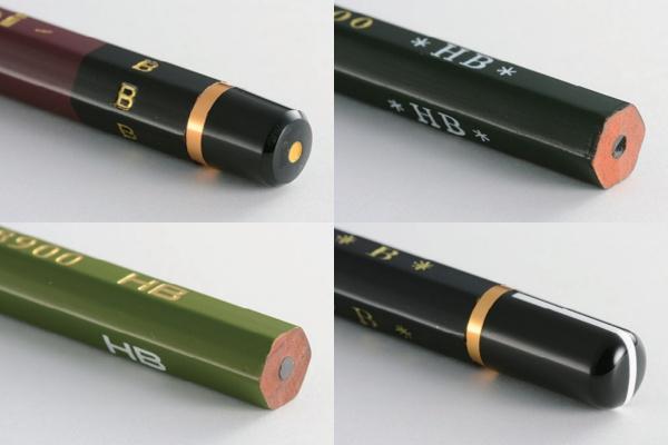 あなたは三菱派? それともトンボ派? 懐かしのロングセラー鉛筆4種