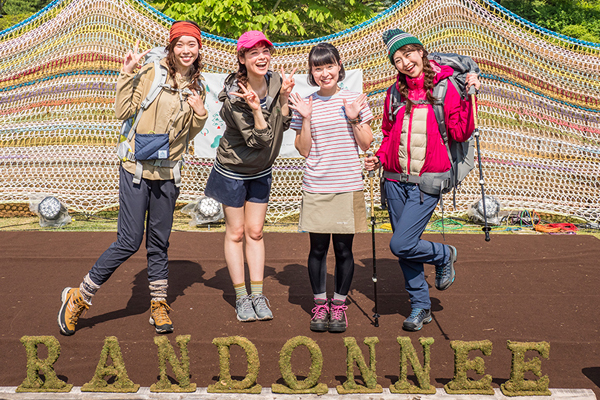 ランドネピクニック2019 in まつもと