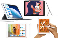 突如発表、新型iPad Air10.5インチ、iPad mini 第5世代! iPadは5機種から選べるように!