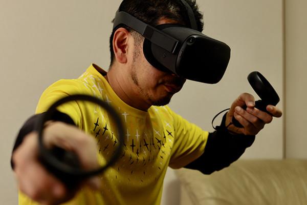 USのF8 Keynoteで今日発表された『Oculus Quest』先行試用。控えめに言っても最高過ぎ!!