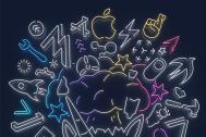 6月3日(US太平洋時間)のWWDCの招待状が来た