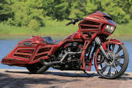 HARLEY-DAVIDSON CUSTOM BOOK Vol.5
