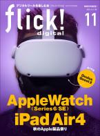 flick! digital (フリック!デジタル) 2020年11月号 Vol.109